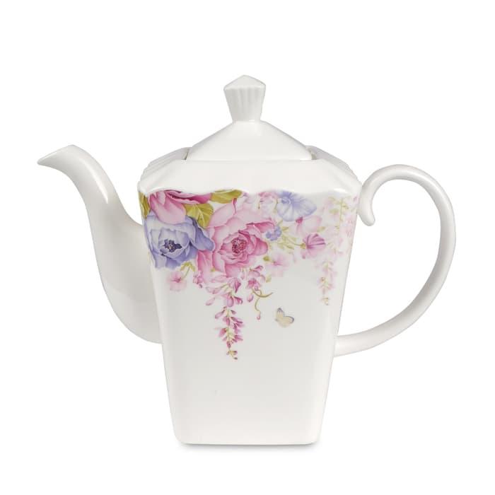 Rooftop Arcadia Teapots